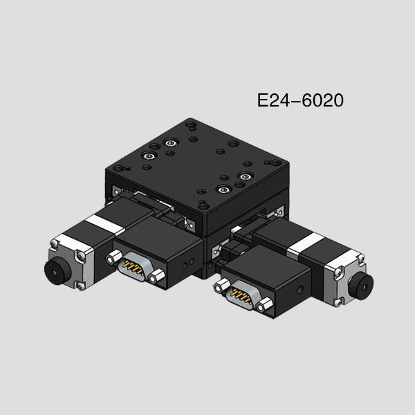 XY轴电动位移台 E24-6020