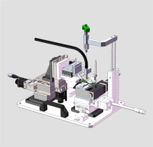 COB自动耦合封装系统